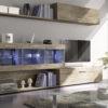 1-Mueble salón led,s roble (1)
