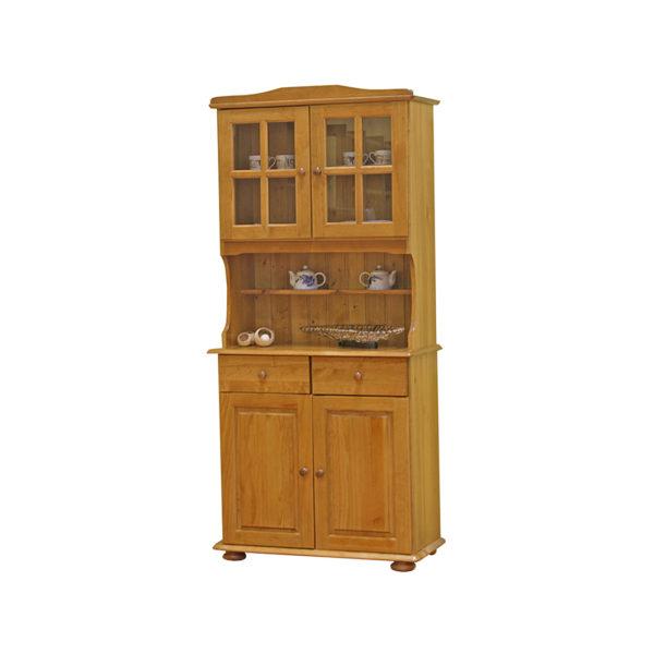 13-Locero 2p pino miel