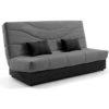 5-Sofá cama mod. Capri negro-gris (1)